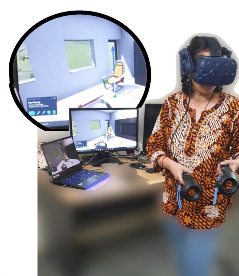 HTC Vive at BlueStone Tech Labs